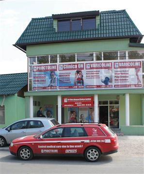 Grand Opening of the branch in Vaslui (Romania) 05.05.2011